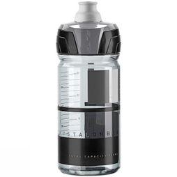 Elite Crystal Ombra Bottle 550ml Smoke Grey