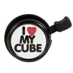 Cube I love My Cube Bell Black          /White