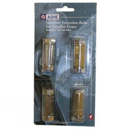 Weldtite Stabiliser Extension Bolts Black