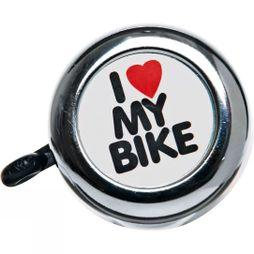 'I Love My Bike' Bell