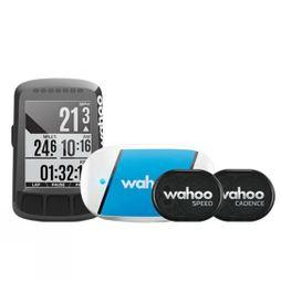 Wahoo ELEMNT BOLT GPS Bike Computer Bundle Black