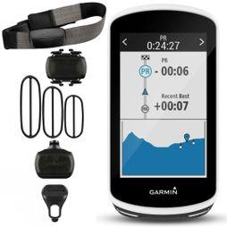 Garmin Edge 1030 Bundle Black