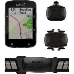 Garmin  Edge® 520 Plus Performance Bundle Black