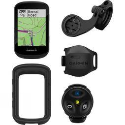 Garmin Edge 530 GPS Mountain Bike Bundle + £50 Money Back Black