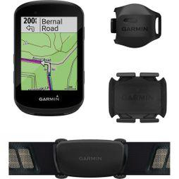 Garmin Edge 530 GPS Performance Bundle + £50 Money Back Black