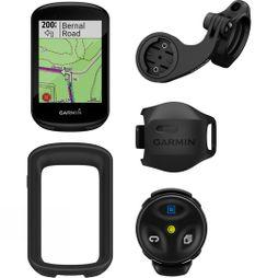 Garmin Edge 830 GPS Mountain Bike Bundle Black