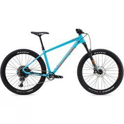 Whyte 905 2019 Matt Blue with Orange/Denim/Sky