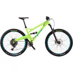 Orange Stage 5 RS-2018 Neon Yellow/Blue