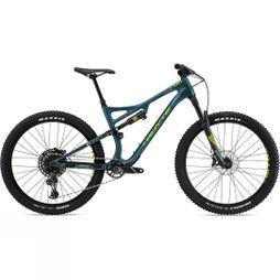 Whyte T-130C R 2019 Matt Petrol with Lime/Mist/Grey