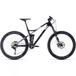 Cube Ex Demo/Display Stereo 140 HPC SL 27.5 2018 Black          /White