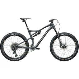 Whyte T-130C Works 2019 AXS Edition Matt Granite with Silver/Grey