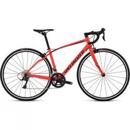 Specialized Womens Dolce Sport 2019 Gloss Satin Acid Red/Tarmac Black