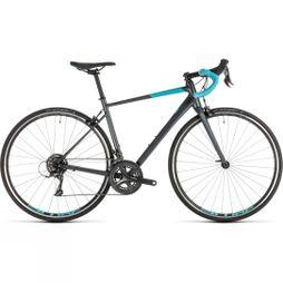 Cube Womens Axial 2019 Iridium  Aqua