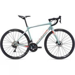 Giant Contend SL 1 Disc 2019 Grey/Green