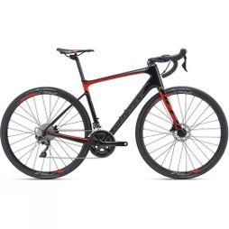 Giant Defy Advanced 1 2019 Carbon / Pure Red