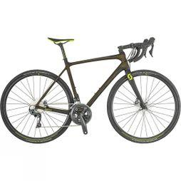 Scott Addict 10 Disc 2019 Bronze/Black