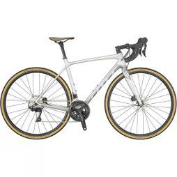 Scott Contessa Addict 25 Disc 2019 Womens White/Silver