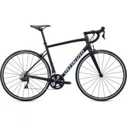 Specialized Unisex Allez Elite 2020 Satin Black/Blue Reflective/Clean