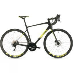 Cube Attain GTC Race 2020 Carbon/Flash Yellow