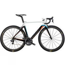 Wilier Cento10 Air Ultegra ALABARDA 2017 White/Carbon/Orange