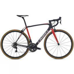 Specialized S-Works Tarmac Dura-Ace 2017 Satin Carbon/Rocket Red/Metallic White