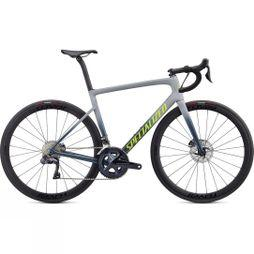 Specialized Unisex Tarmac Disc Expert 2020 Satin Cool Grey/Cast Battleship/Team Yellow