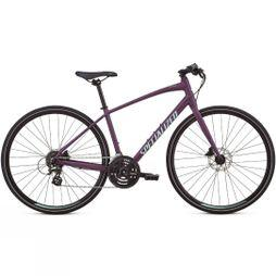 Specialized Womens Sirrus Disc 2019 Cast Berry/Mint