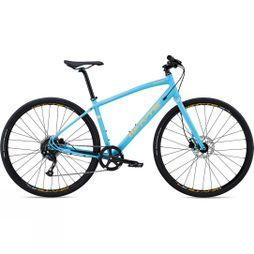 Whyte Womens Carnaby 2020 Matt Blue with Orange/Sky