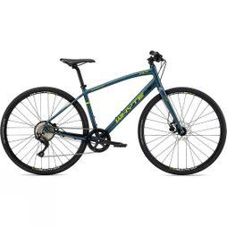 Whyte Shoreditch 2020 Matt Petrol with Lime/Black