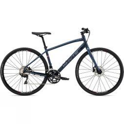Whyte Stirling 2019 Matt Midnight with Grey/Dark Red