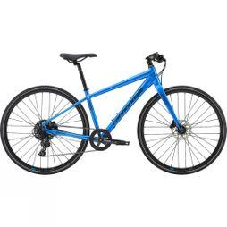 Cannondale Womens Quick Disc 2 2019 Electric Blue