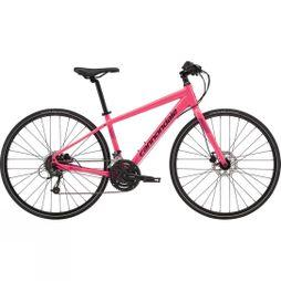 Cannondale Womens Quick 4 Disc Acid Strawberry