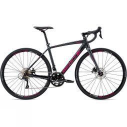 Whyte Womens Devon 2020 Matt Midnight with Magenta/Grey