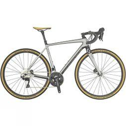 Scott Addict Gravel 30 2019 Silver/Black