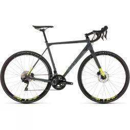 Cube Cross Race Pro 2019 Grey  Flashyellow