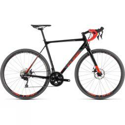 Cube Cross Race 2019 Black  Red