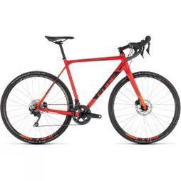 Cube Cross Race  SL 2019 Red  Orange