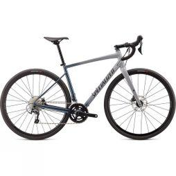 Specialized Unisex Diverge E5 Elite 2020 Gloss/Satin Cool Grey-Cast Battleship Fade/Slate Clean