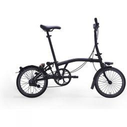 Brompton H6L Black Edition 2019 Gloss Black/Black Edition