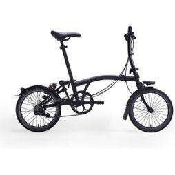 Brompton S6L Black Edition 2019 Gloss Black/Black Edition