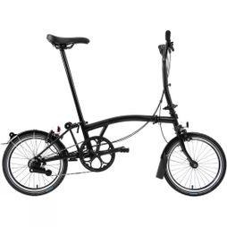 Brompton M6L Black Edition Superlight 2020 Gloss Black/Black Edition