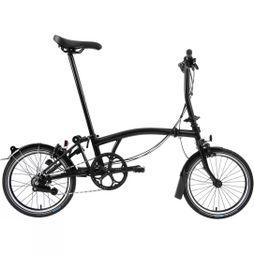 Brompton S6L Black Edition Superlight 2020 Gloss Black/Black Edition