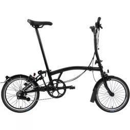 Brompton M6L Black Edition 2020 Gloss Black/Black Edition