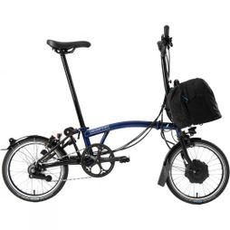 Brompton H6L Electric Premium with City Bag Bolt Lacquer