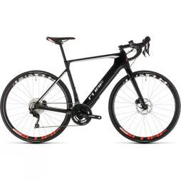 Cube Agree Hybrid C:62 Race Disc 2019 Carbon/White