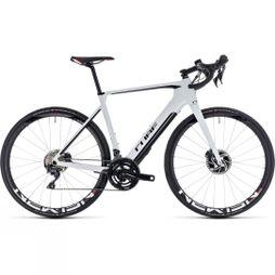 Cube Agree Hybrid C:62  SL Disc 2019 White/Black