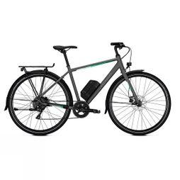Kalkhoff Durban Move G8 2018 E-Bike Matte Grey
