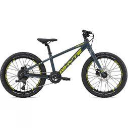 Whyte 203 2020 Matt Midnight with Lime/Sky