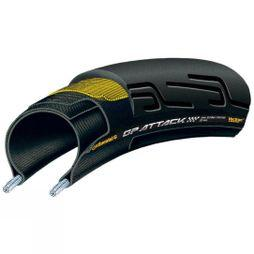 Continental GP Attack 2 Front Tyre 700 X 22c Black