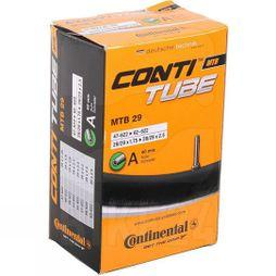 Continental Tube 29 X 1.75-2.5 Schrader (For 29er MTB Wheels) No Colour